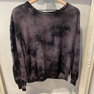 Used tie dye sweater in XL from ANTHROPOLOGIE
